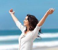 Corregir respiración mediante biofeedback