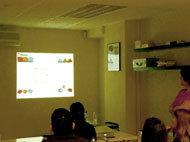 Interés en los cursos de Nuevas tecnologías y su aplicación en el TDAH