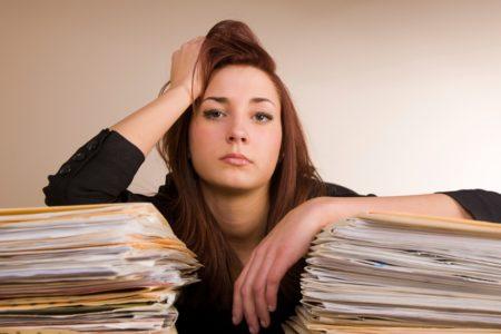 el estrés en la mujer