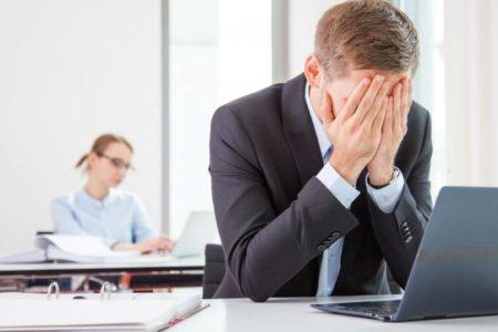 miedo al trabajo y estrés laboral