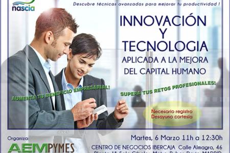 seminario sobre innovación y tecnología
