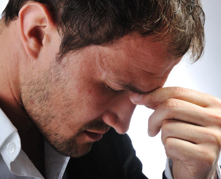 Bajas por estrés laboral