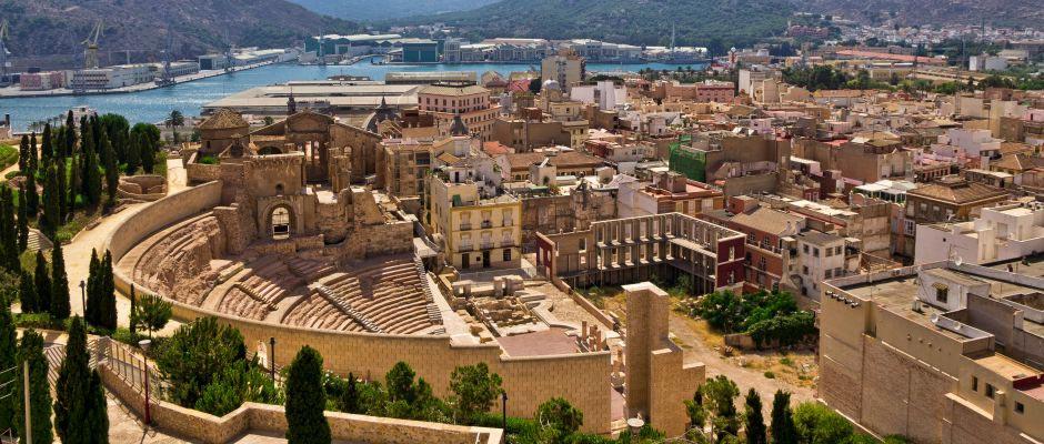 estrés en Cartagena