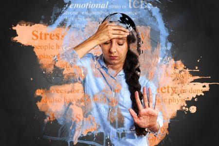 estrés y día de la madre