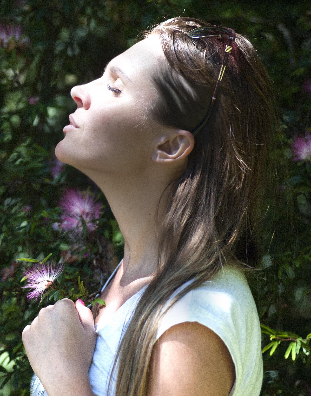 técnicas de respiración contra el estrés.