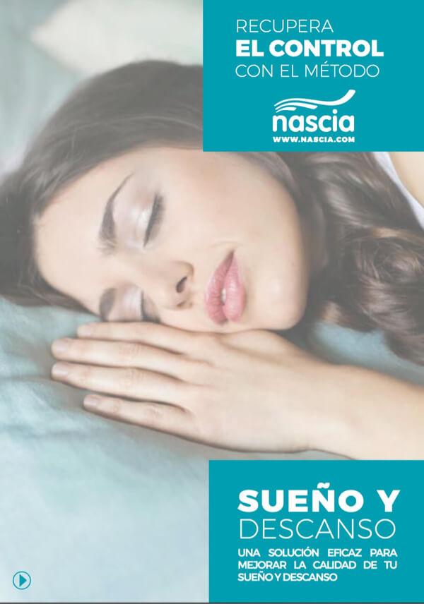 Folleto Tratamiento Sueño y Descanso
