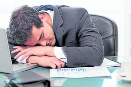 Productividad y sueño