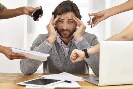 Evitar estrés liderando equipos