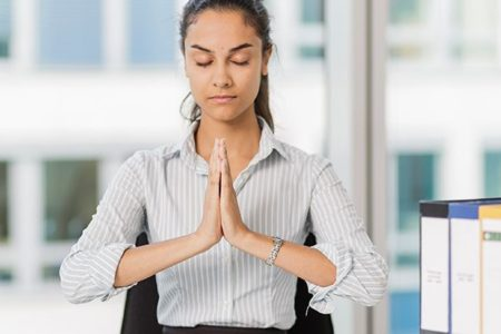 Reducir el estrés en la oficina