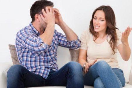 estrés en pareja