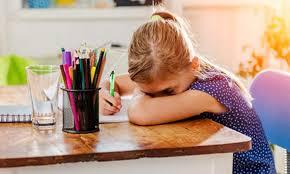 Estrés infantil ante el inicio del curso