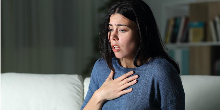 Los avisos cuando ataca la ansiedad